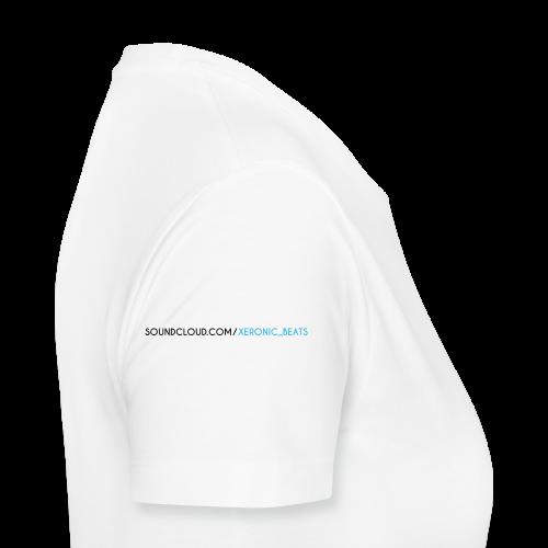 I Love Xeronic   T-Shirt - Women's Premium T-Shirt