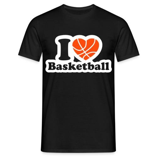 ilovebasketball - T-shirt Homme