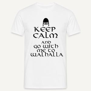 Keep calm... - Koszulka męska