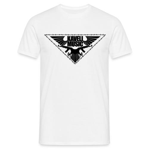 Kaveli Music Adler Logo - Männer T-Shirt