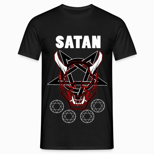 Satan ONI - Men's T-Shirt