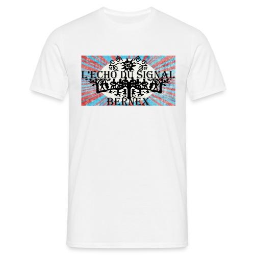 Tee-Shirt Echo du Signal - T-shirt Homme