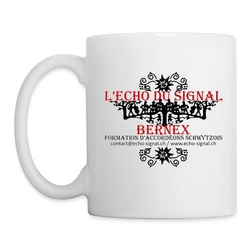 Tasse Echo du Signal - Mug blanc