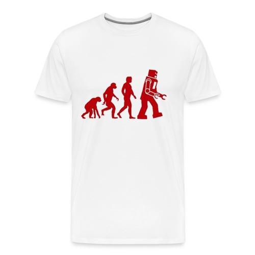 Evolution 2 - Camiseta premium hombre