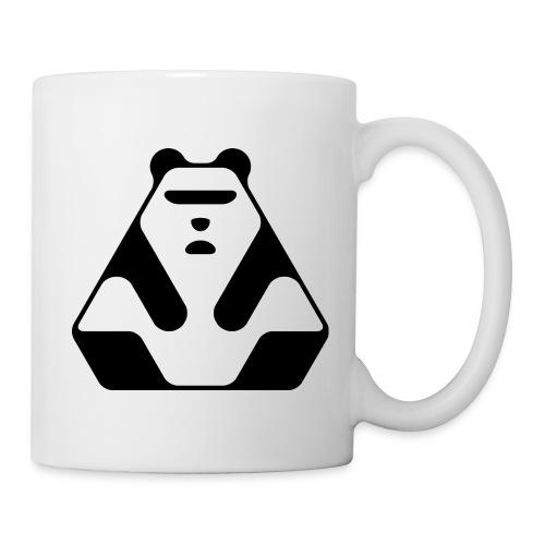 White Panda Logo Mug - Mug