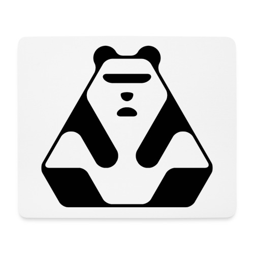 Panda Mouse Pad - Mouse Pad (horizontal)