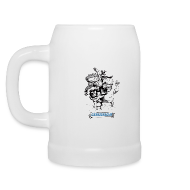 Bouteilles et Tasses ~ Chope ~ Chope Geeksleague Droitier