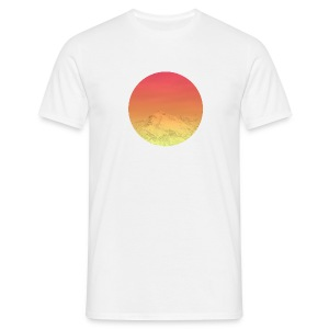 Mountain - Männer T-Shirt