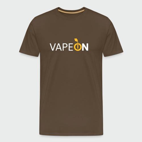 VapeOn (T-Shirt) - Männer Premium T-Shirt
