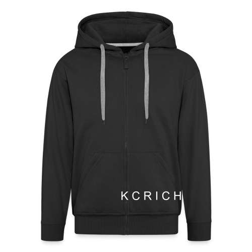 K Crich Casual hoody - Men's Premium Hooded Jacket