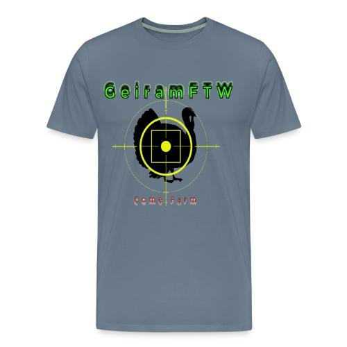 Geiram Kylling for menn - Premium T-skjorte for menn