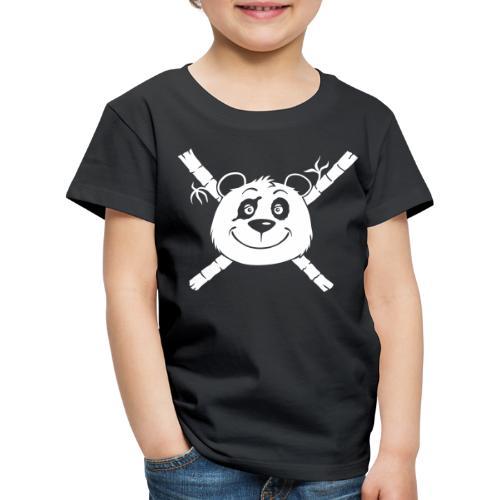 Panda Pirat - Kinder Premium T-Shirt - Kinder Premium T-Shirt