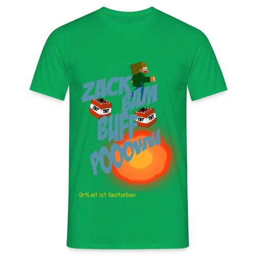 MLG Fail T-shirt [Männer] - Männer T-Shirt