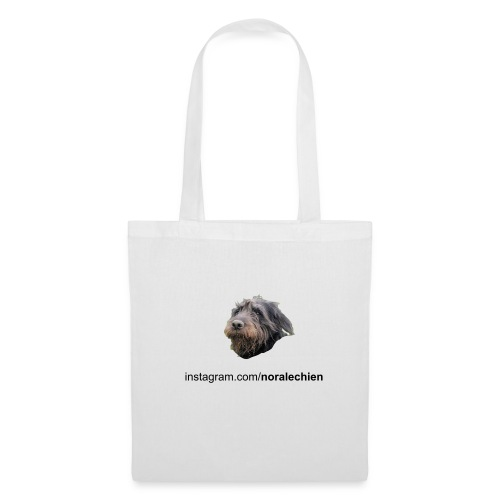 Bag Nora le Chien - Tote Bag