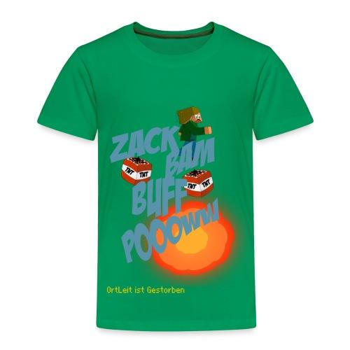 MLG Fail T-shirt [Kinder] - Kinder Premium T-Shirt