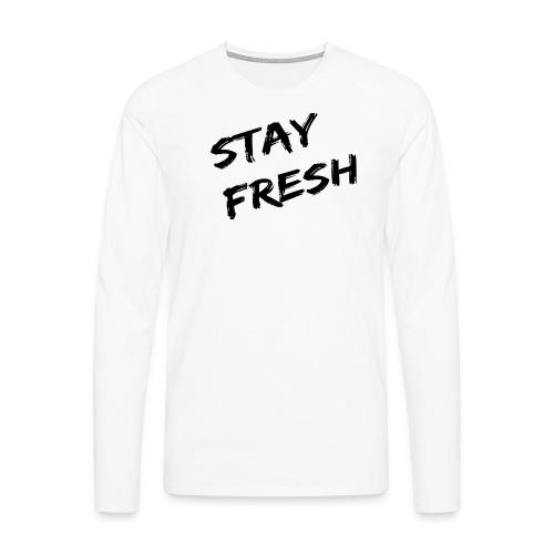 Fresh Long Top - Men's Premium Longsleeve Shirt