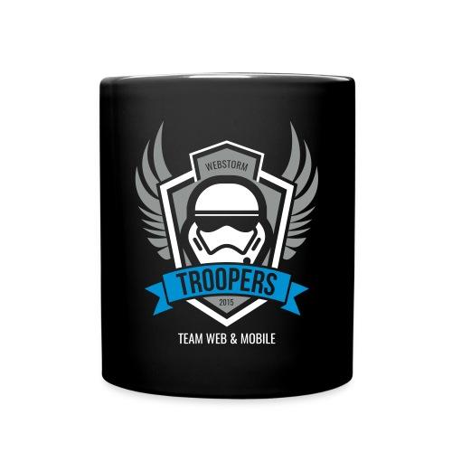 Tasse Webstorm Troopers - Tasse einfarbig