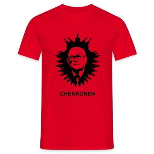 Chekkonen Kekkonen - Miesten t-paita
