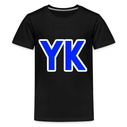 YK T-SHIRT - Teenage Premium T-Shirt