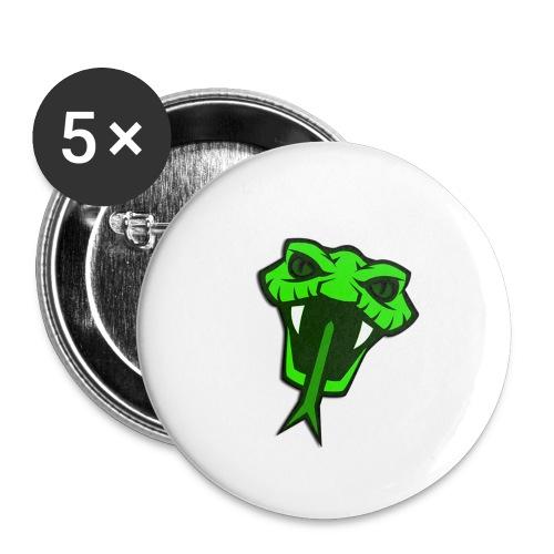 Chilled - Buttons klein 25 mm - Buttons klein 25 mm