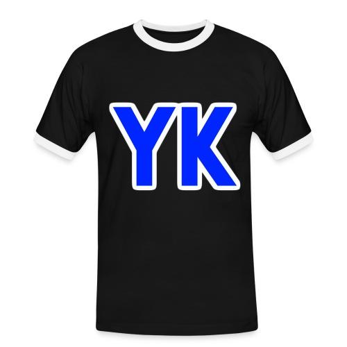 YK T-SHIRT - Men's Ringer Shirt