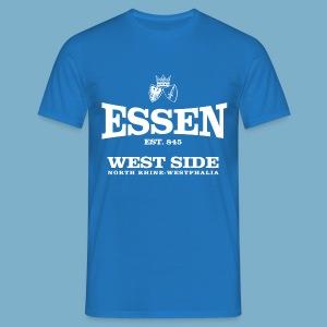 Essen West Side - Männer T-Shirt