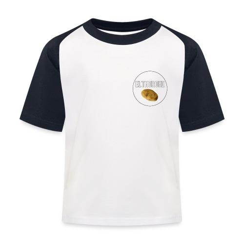 ElthoroHD trøje - Baseball T-shirt til børn