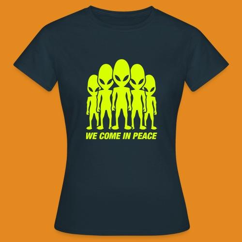 UFO - T-shirt Donna - Maglietta da donna