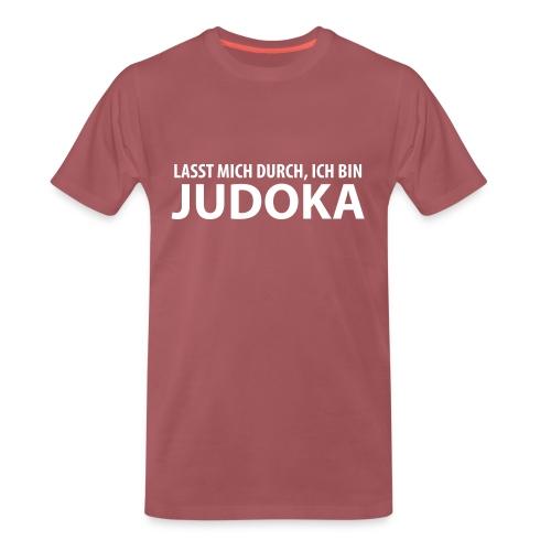 Last mich durch! - Männer Premium T-Shirt