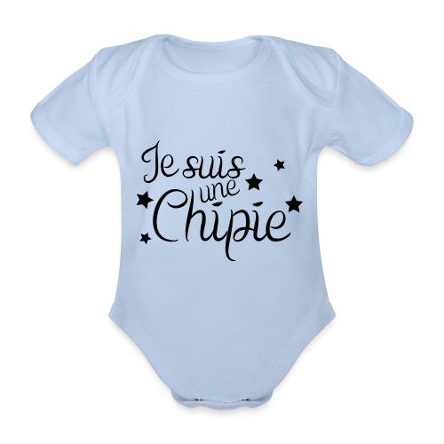 Body Bébé - Chipie - Body bébé bio manches courtes