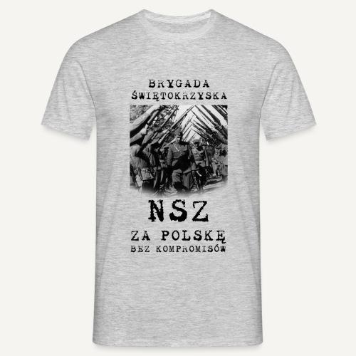 Brygada Świętokrzyska NSZ - Koszulka męska