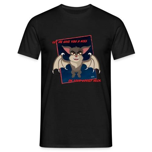 Ozzy the Bat - Men's T-Shirt