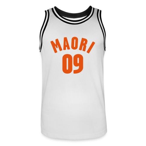 MAORI Basketball Trikot weiß - Männer Basketball-Trikot