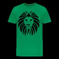 T-Shirts ~ Men's Premium T-Shirt ~ Syronix Lion T-Shirt