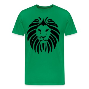 Syronix Lion T-Shirt - Men's Premium T-Shirt