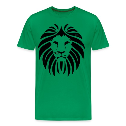Syronix Lion T-Shirt - Men's Premium T-Shirt