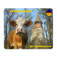 Sonstige ~ Mousepad (Querformat) ~ Kirchenburg in Radeln/Roades