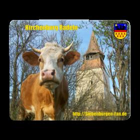Kirchenburg in Radeln/Roades ~ 2397