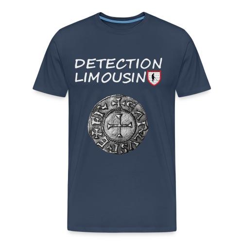 T-shirt homme Denier (pour t-shirt foncé) - T-shirt Premium Homme