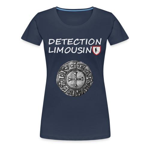 T-shirt femme Denier (pour t-shirt foncé) - T-shirt Premium Femme