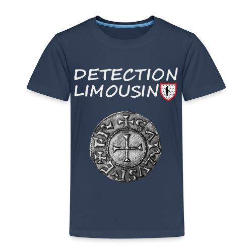 T-shirt enfant Denier (pour t-shirt foncé) - T-shirt Premium Enfant