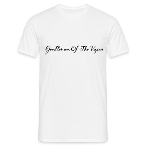 GOTV Back  - Men's T-Shirt
