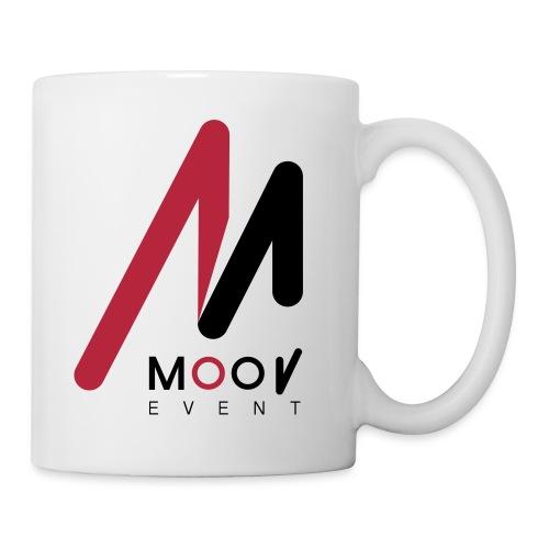 Tasse Blanche Classique MoovEvent  - Mug blanc