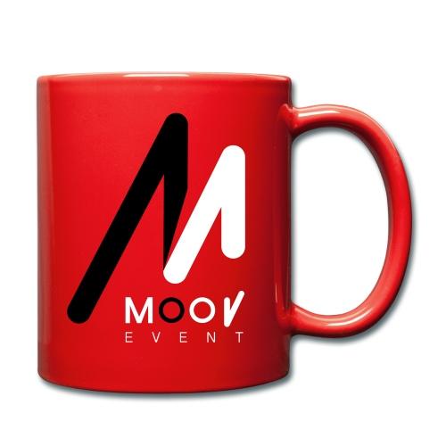 Tasse Édition Limité Rouge MoovEvent - ClearSound - Mug uni