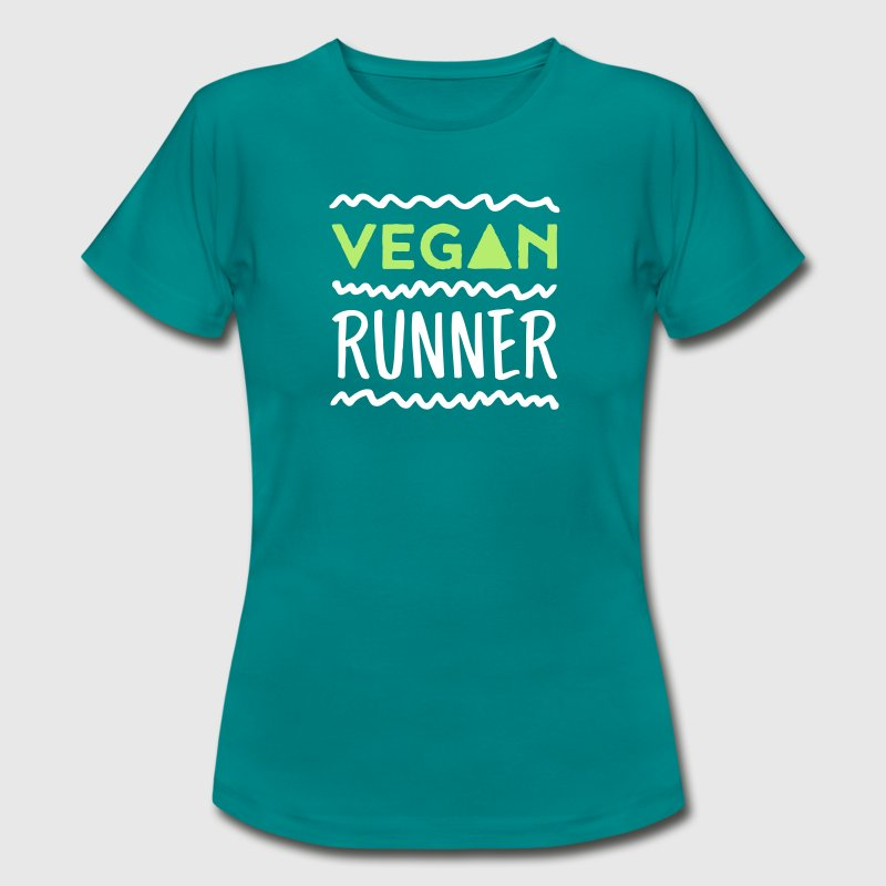 Vegan Runner T-Shirts - Women's T-Shirt