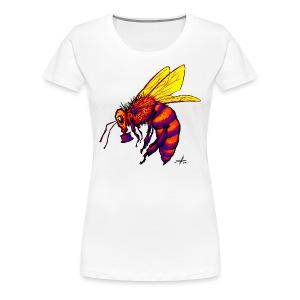 grelle biene - Frauen Premium T-Shirt