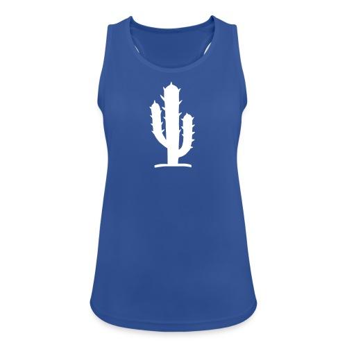 Vrouwen top 'As sharp as a cactus'  - Vrouwen tanktop ademend