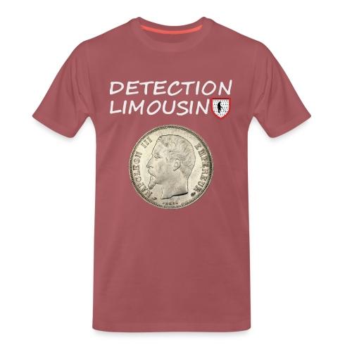 T-shirt homme Napoléon (pour t-shirt foncé) - T-shirt Premium Homme