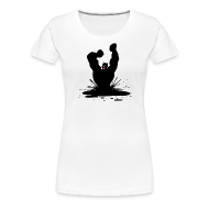 T-Shirts ~ Frauen Premium T-Shirt ~ mighty ink
