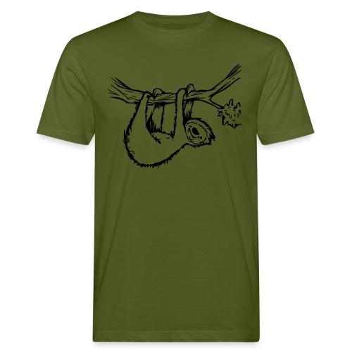 anhängen - Männer Bio-T-Shirt